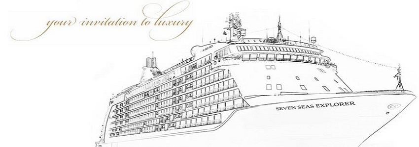 Seven Seas Explorer is Here - The Most Luxurious Ship Ever Built
